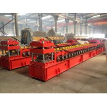 Automatische Hochgeschwindigkeits-Cnc-C-Form Pfette kalt Profiliermaschine in Betrieb