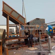 Waste Heat Bridge Effect Aluminium Crusher Equipment