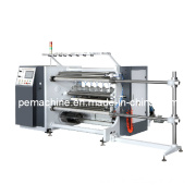 Economic PLC Automatic Tension Controlled High Speed Slitting Machine (300M/MIN)