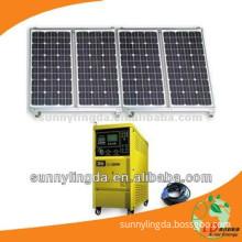 360W Portable Solar Power Systems Portable Solar Power System for Home Portable Solar Power System