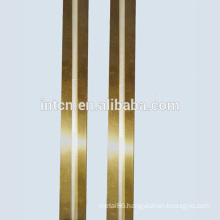 Made in China electronic accessories material silver brass strip