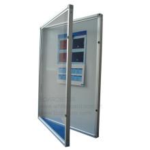 Showcase da janela (quadro branco) / quadro de avisos