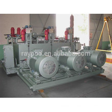 Systèmes hydrauliques chian pour la presse hydraulique