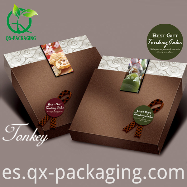 Paper Chocolate Packaging