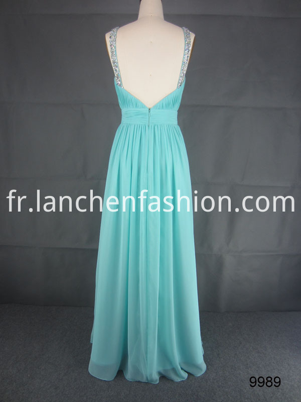 Evening Prom Bridesmaid Dress