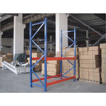 Venda direta das prateleiras ajustáveis da cremalheira do armazenamento da fábrica