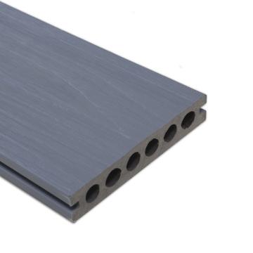 Piscine extérieure en bois de terrasse de WPC de grain