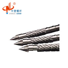 alloy mini injection screw barrel for molding machine manufactory