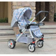 Chine haute qualité vente chaude réglable pas cher bébé poussettes / enfant buggy