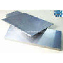 Molybdenum Lanthanum Alloy Plate, Mo-La, Bright Color, 99.95% Purity, 0.1-2mm Thickness