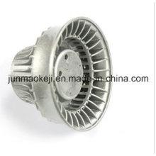Base de la lámpara de fundición de aluminio