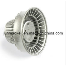 Base de lampe en fonte d'aluminium