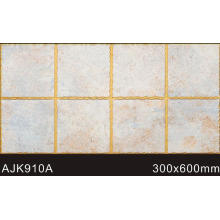 Azulejos de parede de cerâmica de estilo ocidental à venda (AJK910A)