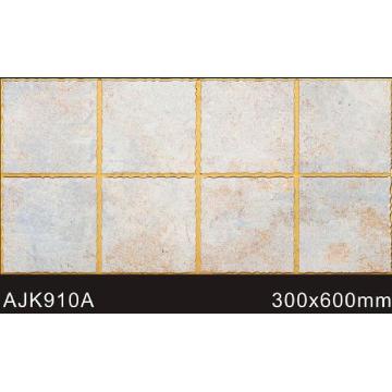 Azulejos de cerámica de estilo occidental de la pared en venta (AJK910A)