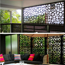 Laser Cut Metal Screens Outdoor