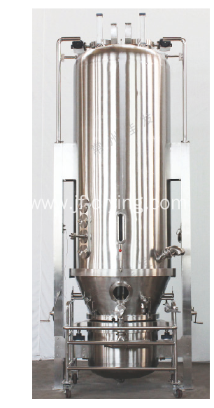 Top Spray Fluid Bed Mixing Drying Granulator Machine