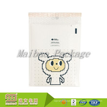 Trade Assurance Acceptable Custom Pattern Design Printed Cute Padded Envelope Bubble Mailers