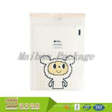Trade Assurance Design Padrão Aceitável Aceitável Impresso Envelopes de Bolha Acolchoado Bonito Envelope