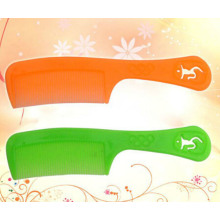 Hot Selling Cute and Funny Plastic Hair Comb