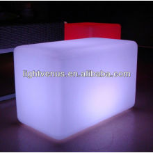 lighted acrylic led cube