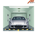 Machine Roomless Car Elevator for Multistoried Garage Building