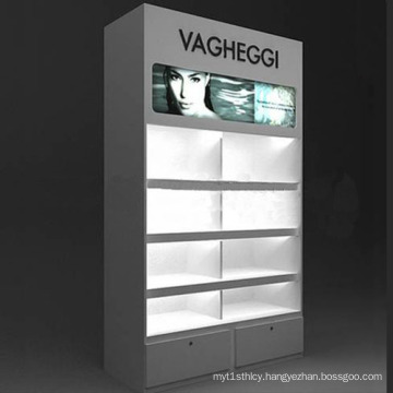 Modern MDF Underwear Display Stand with LED Light