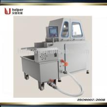 Machine d'injection de solution saline de viande en acier inoxydable Helper