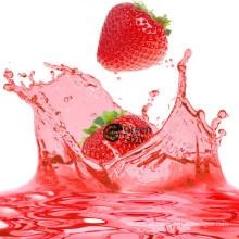 Suco de fruta de morango concentrado em alta qualidade