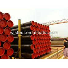 astm a53 / a106 annexe 40 tuyaux en acier au carbone