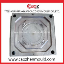 Plastic Injection Lock Lock Round Container Lid Mould