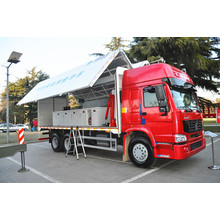 HOWO 6X4 336HP Mobile Workshop