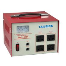 Stabilisateur automatique de tension, contrôle moteur SVC-1000VA