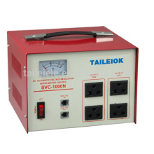 Automatic voltage stabilizer ,Motor control SVC-1000VA