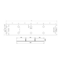 Fire Damper Frame Integrated Design Automatic Roll Forming Machine