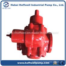 Pompe à engrenages d'huile de moteur approuvée par CE KCB483.3