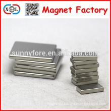 N52 strong flat motor magnet