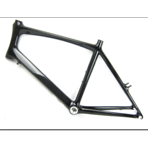 Carbon fiber bike frame