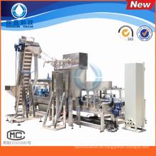 Vollautomatische flüssige Füllmaschine-füllende Linie