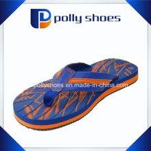 Многоцветный клин пятки сандалии флип-флоп стринги Toe к пятке 36-41