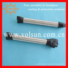 Stainless steel braided teflon hose for Hydraulic/ Air Conditioning