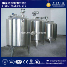500L stainless steel food mixing tank