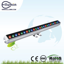 led barra de pared lavado modelo de venta caliente 36w