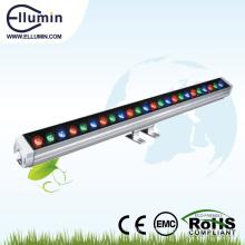Arruela da parede conduzida exterior dimmable das luzes IP67