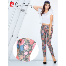 PIERRE CARDIN ROSA PATTERNED WOMEN LEGGINGS