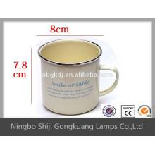 white 11oz dragon ball coffee mug with C handle