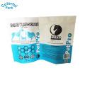 Shenzhen supplier spot light printing surface dog treat food packaging bag