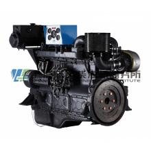 Marine, 135, 153HP, moteur diesel Shanghai Dongfeng pour groupe électrogène,