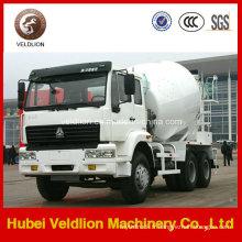 Camion malaxeur concret de mètre cube de Sinotruk spécial 6m3 6cbm 6
