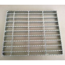 Stainless Steel Serrated Steel Bar Grating