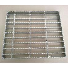 Grade de barras de aço serrilhado de aço inoxidável